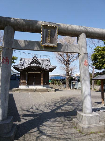 MAIN PHOTO:下今井 香取神社