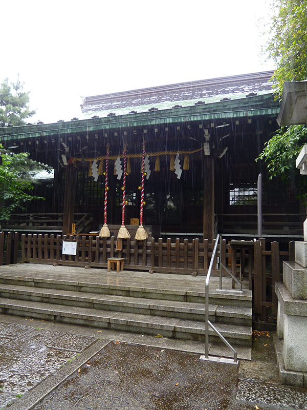 MAIN PHOTO:下落合氷川神社