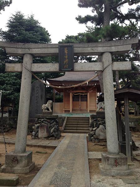 MAIN PHOTO:春日神社(新田)