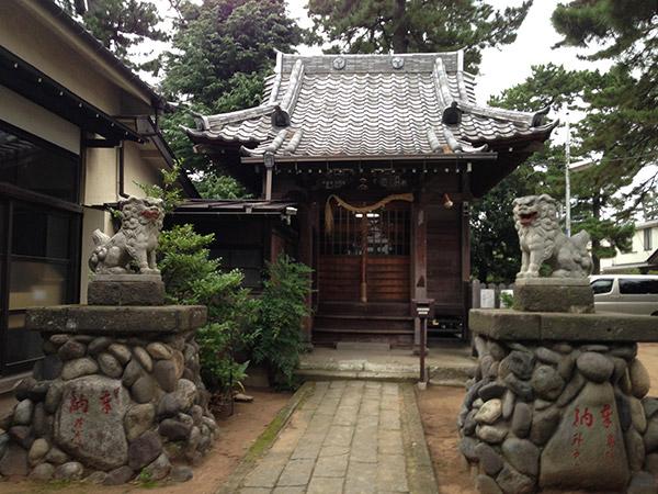 MAIN PHOTO:胡録神社(新田)