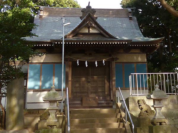 MAIN PHOTO:神明神社(薬円台)