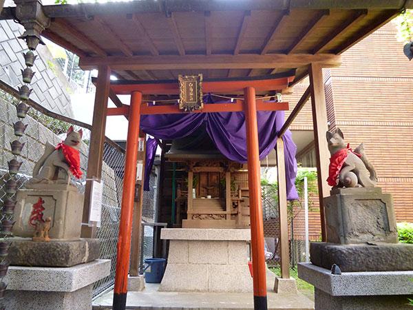 MAIN PHOTO:白菊稲荷神社