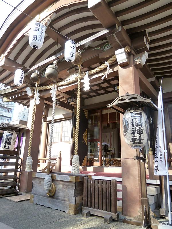 MAIN PHOTO:東向島白鬚神社