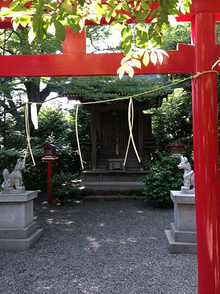 OTHER PHOTO:白玉稲荷神社(椿山荘庭園)