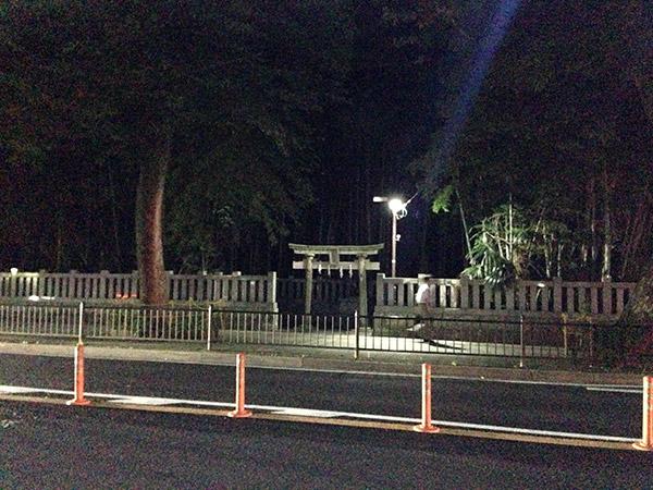 MAIN PHOTO:不知森神社[八幡の藪知らず]