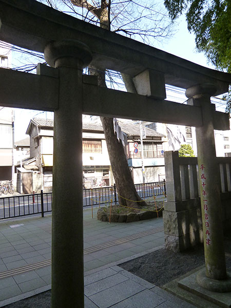 OTHER PHOTO:不知森神社[八幡の藪知らず]