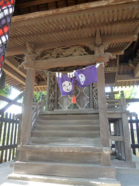 MAIN PHOTO:下町 白籏神社