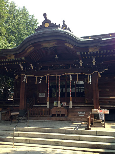 MAIN PHOTO:下谷神社