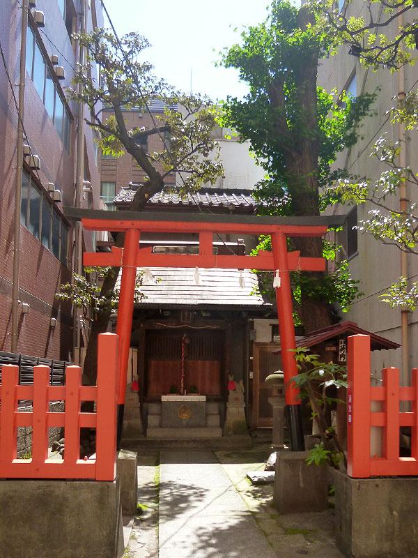 MAIN PHOTO:出世稲荷神社(神田須田町)