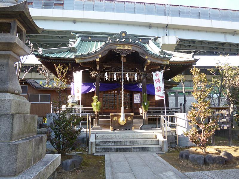 MAIN PHOTO:隅田川神社