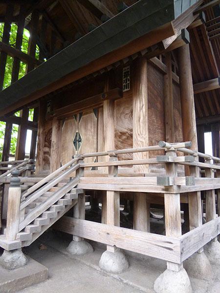 MAIN PHOTO:諏訪神明神社(港町)