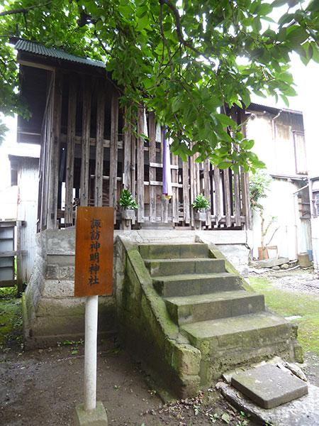 OTHER PHOTO:諏訪神明神社(港町)