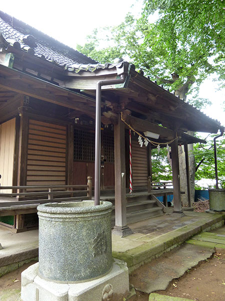 MAIN PHOTO:高石神社(市川)