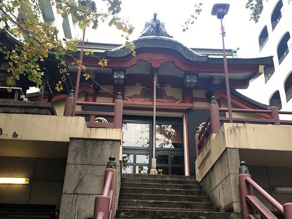MAIN PHOTO:誕生八幡神社(目黒)