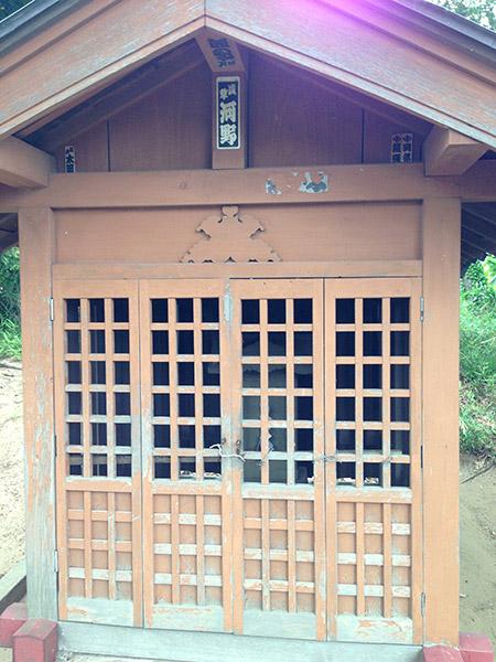 OTHER PHOTO:大六天神社(たぬき山)