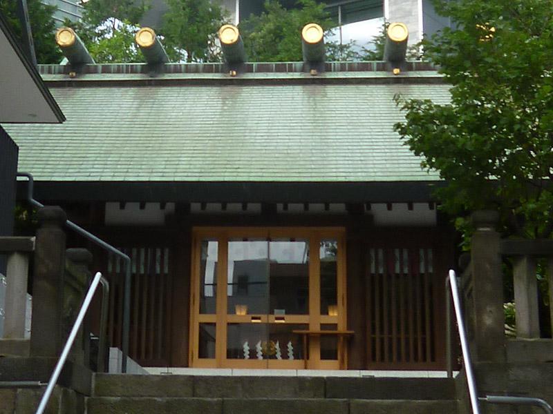 MAIN PHOTO:六本木天祖神社[龍土神明宮]