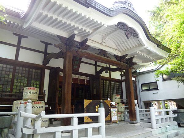 MAIN PHOTO:鳥越神社