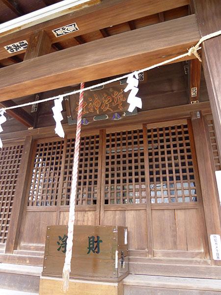 MAIN PHOTO:豊受神社(伊勢宿)