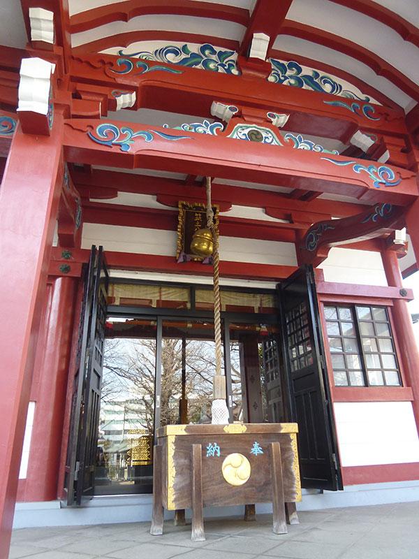 MAIN PHOTO:筑土八幡神社