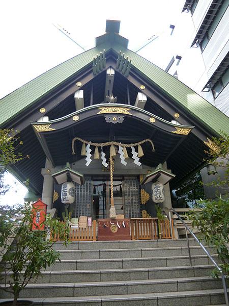 MAIN PHOTO:築土神社