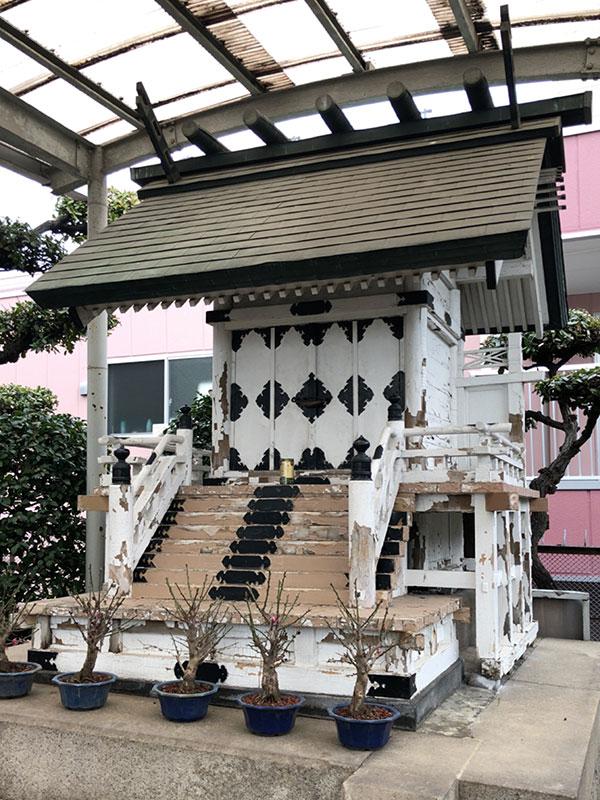 MAIN PHOTO:水神社(魚河岸)遥拝所