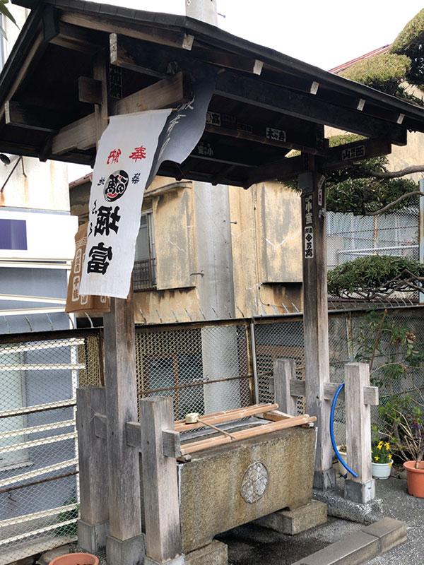 OTHER PHOTO:水神社(魚河岸)遥拝所