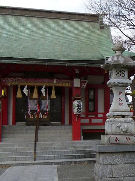 MAIN PHOTO:稲荷神社(当代島)