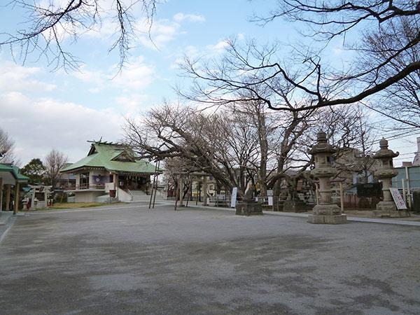 OTHER PHOTO:豊受神社(猫実)