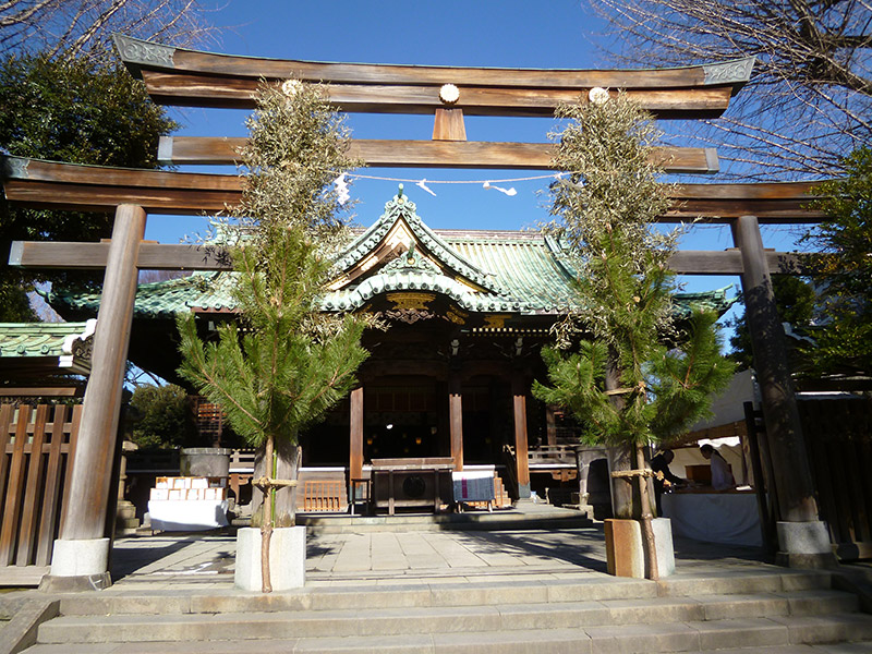 MAIN PHOTO:Ushijima shrine