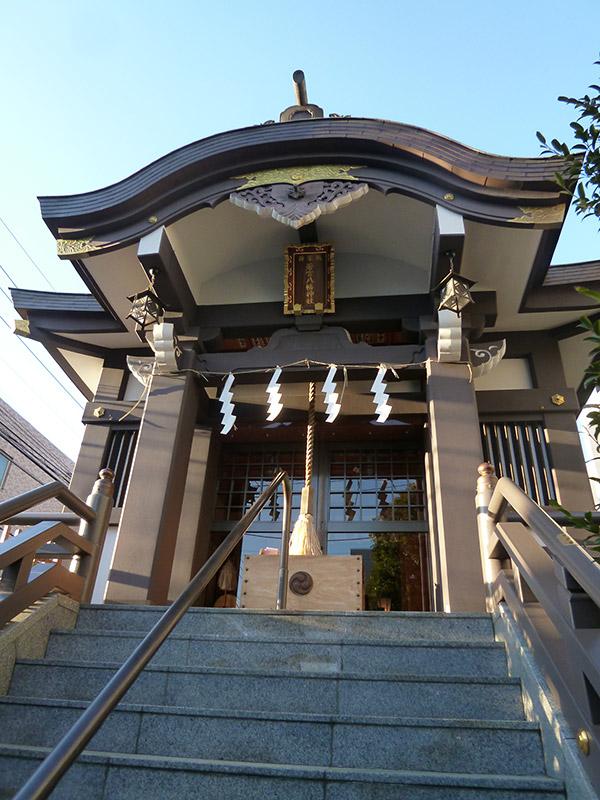 MAIN PHOTO:神楽坂若宮八幡神社