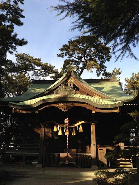 MAIN PHOTO:山野浅間神社