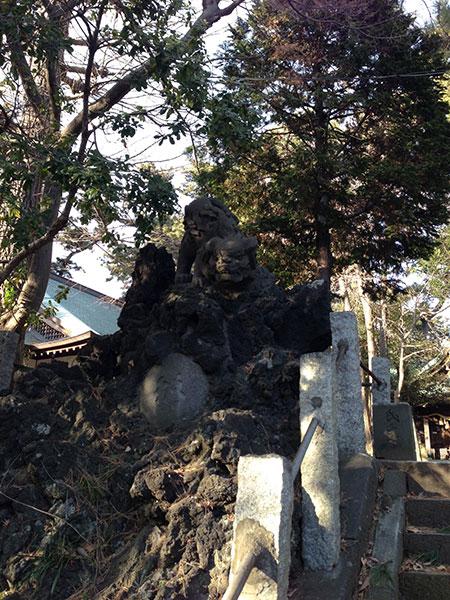 OTRA FOTO:Santuario Yamano Sengen