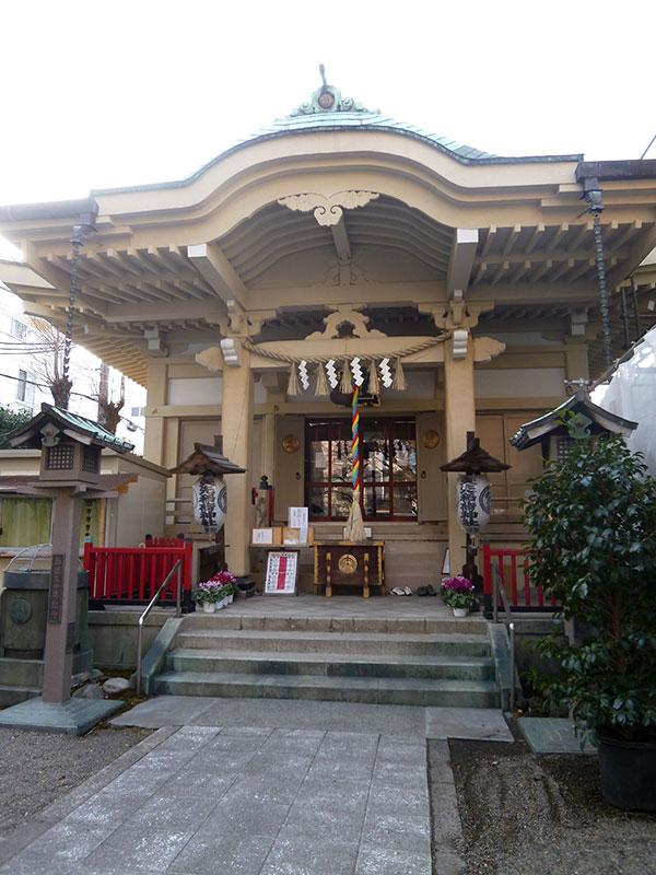 MAIN PHOTO:矢先稲荷神社