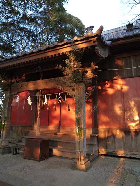 MAIN PHOTO:鷺沼 八剱神社