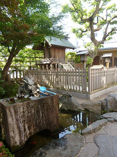MAIN PHOTO:厳島神社・抜弁天