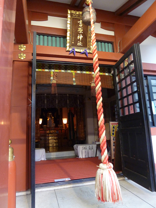 MAIN PHOTO:吉原神社