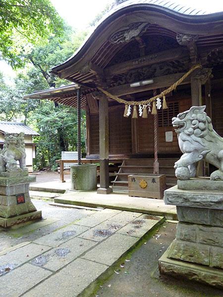 MAIN PHOTO:七百餘所神社