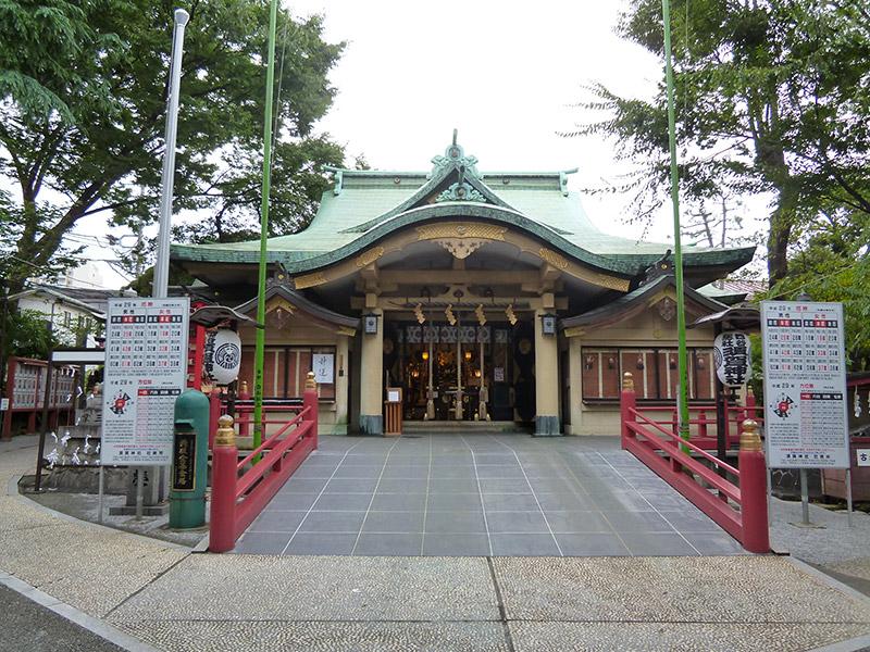 MAIN PHOTO:須賀神社(四谷)