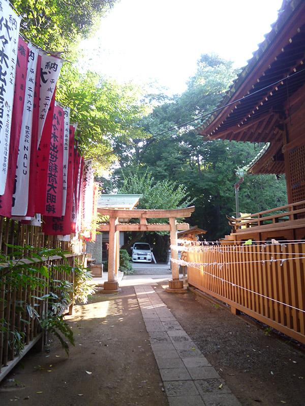 OTHER PHOTO:代々木八幡宮